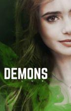 Demons |Draco Malfoy| by LesdlyRijoG