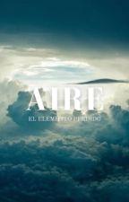 Aire: El Elemento Perdido | 2° Saga Elementos |  #TheManBooker2017 by LosingMyReligionX