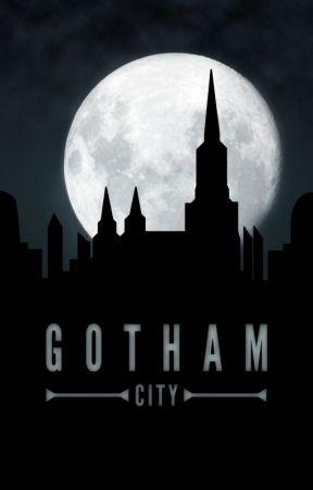 GOTHAM CITY by RubnGirldez