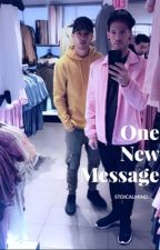 One New Message [Joshler] by stoicalmind