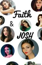 Faith and Josh by inluvwithjockandgeek