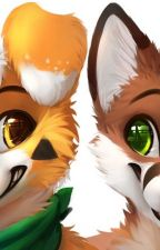 My comfort zone (Furry love story male x male) by stimpthestump