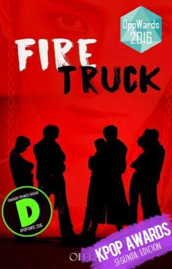 Fire Truck  (#PNovel)