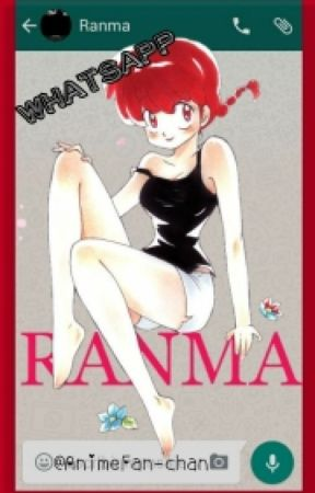 ©WhatsApp Ranma ½ by AnimeFan-chan