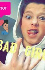 """BAD GIRL "".   Jacob Satorius Y Tu       by Belieber-Harmonizer"