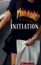 Initiation| Gilinsky by theweekrd