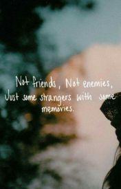 Strangers  by lucithetinyowl