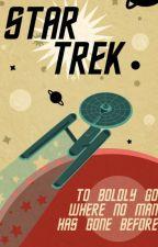 Star Trek Reader Inserts by Farlanchurch13