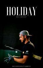 Holiday | Kris Bryant  by NeverShoutAbbyx