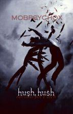 Hush, Hush narrado por Patch by patchjevdb