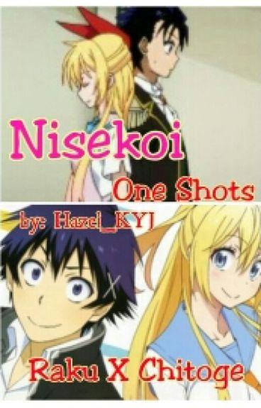 Nisekoi: Raku x Chitoge [One Shots]