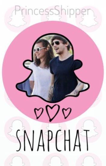 Snapchat||Larry Stylinson (M-preg)