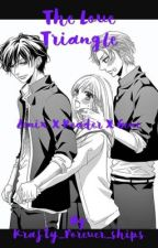 The Love Triangle (Zenix X reader X Gene) by Krafty_Forever_Ships
