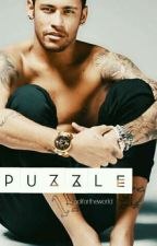 PUZZLE  (Neymar Jr) by coolfortheworld