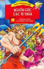 Thần Thoại Hy Lạp by Truongphamphuongmy