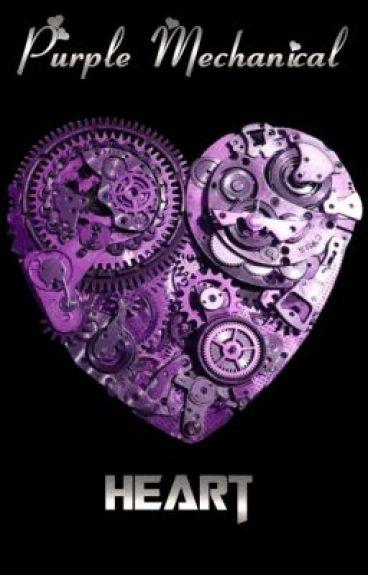 Purple Mechanical Heart (Bumblebee X oc love story) 2/4