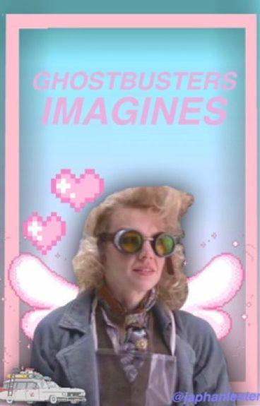 Ghostbusters Imagines // japhanlester