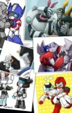 x transformers by ratchet74