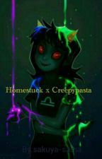 Homestuck X Creepypasta by lightNvoid