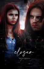 closer ✧ bucky barnes by winterwanda