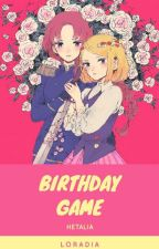 ☆ Hetalia Birthday Game ☆ by Loradia