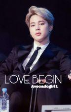 [C] LOVE BEGINS •pjm by syazwaniemansor_