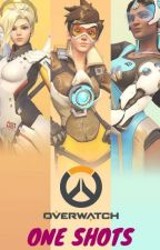 OverShot (Overwatch X Reader) by MerrisBee