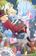 [Short-fic][Rin Len] Alice in Wonderland by YayaKamim