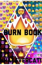 YouTuber/Celebrity Burn Book by WhateverCatie