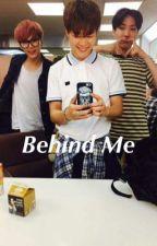 [JiHope] Behind Me (FanFic) by jimin209513