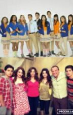 Every Witch Way Meets Wizards Of Waverly Place  by JADERRIUS