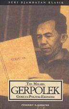 (1948) Gerilya, Politik, Ekonomi (Gerpolek) - Tan Malaka by GeraniumNegra