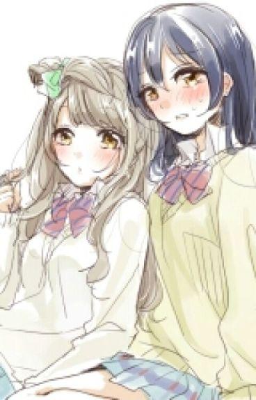 You're Mine ♥ (KotoUmi Fanfic)