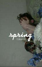 Spring » clifford by tikafeb