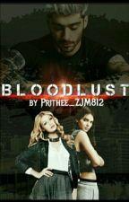 BloodLust {zayn AU} by Prithee_ZJM812