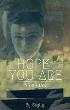 Hope You Are/ Zawieszona by Seylly