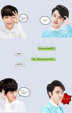 Role Talking // KaiSoo Texting by kaisoo_sasaeng