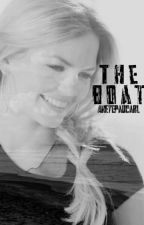 the boat (2) ~ CaptainSwan [AU] (once upon a time) by AnEyePadCarl