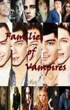 Families of Vampires -En EDICIÓN ~ by MiZhzZuU
