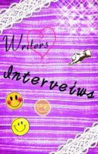 Writers Interviews by FabulousEmoKilljoy