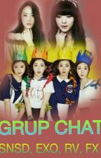 Grup Chat [SNSD, EXO, RV, FX] by Han_Yoora
