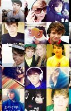 Last Kiss *Christian Beadles Love Story* by omglolily