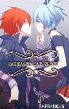 Karmagisa One Shots (Karma x Nagisa) by zensonlywife