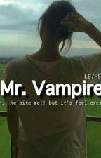 Mr. Vampire by blacktodecember