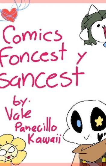Comics Fontcest Y Sancest