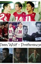 | Preferencje - Imagine | TEEN WOLF by mechi_lambrexx1111