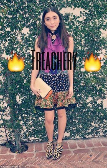 Treachery ~ Rucas story