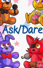 Ask/Dare The FNAF Animatronics! |COMPLETED| by Twisty-Twizzles