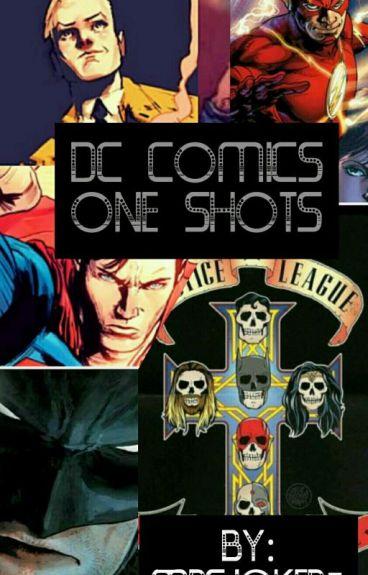 DC comics One Shots