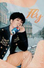 Fly ⇨ Jackson Wang by megustacomerydormir2